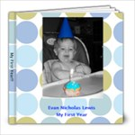 Evan s Book - 8x8 Photo Book (20 pages)