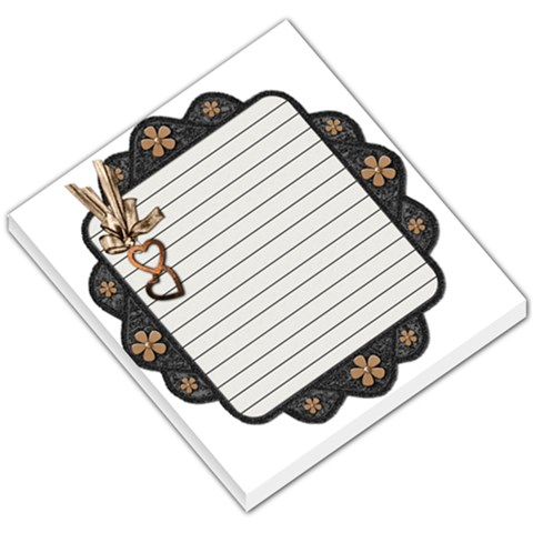 Memo Pad #2 By Lil    Small Memo Pads   Xpy6mclxwit3   Www Artscow Com
