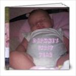 daphne - 8x8 Photo Book (39 pages)