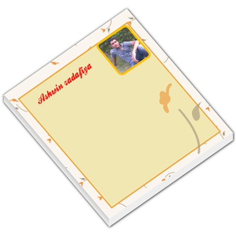 Memo Pad By Himmat   Small Memo Pads   25i48qf5mjrz   Www Artscow Com