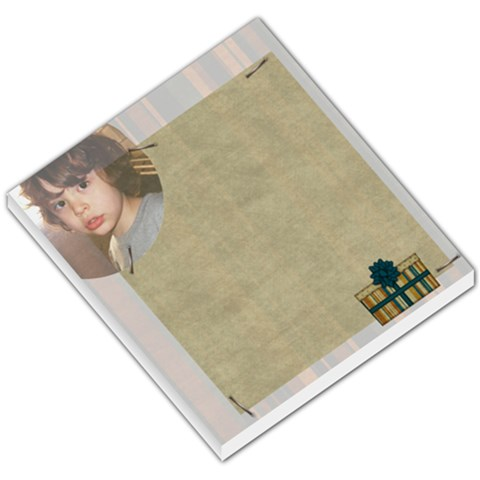 Birthday Kit   Memo Pad 01 By Creative Chaos   Small Memo Pads   O1zgvm52d4ag   Www Artscow Com