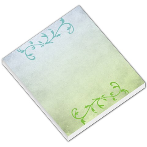 Lightly Embellished By Creative Chaos   Small Memo Pads   Evzcw7bblqig   Www Artscow Com