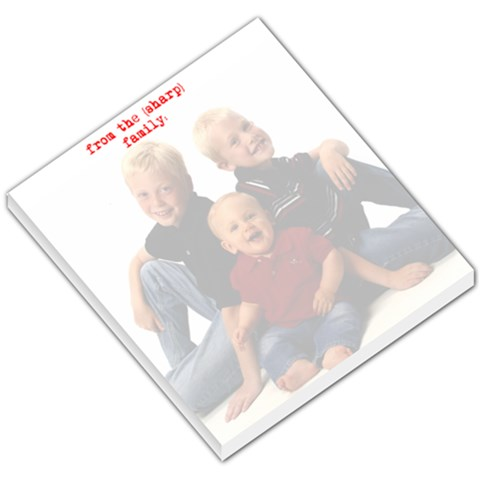 Memo Pad By Mary Williams Sharp   Small Memo Pads   67o7cjmmobub   Www Artscow Com