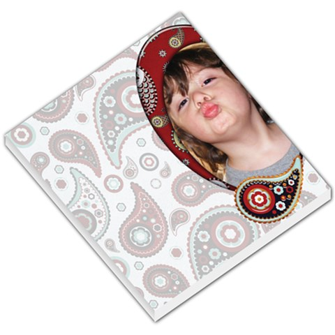 Independentlybeautiful   Memo Pad Paisley By Creative Chaos   Small Memo Pads   Wr3jucpdfmy2   Www Artscow Com