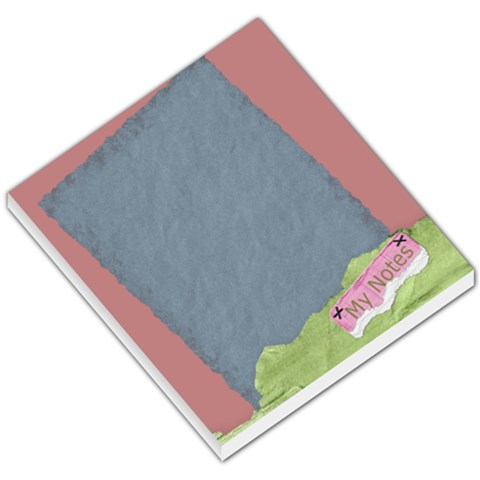 My Notes Template By Danielle Christiansen   Small Memo Pads   Rifniz56rox9   Www Artscow Com