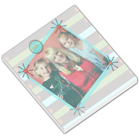 Cute Notepad By Danielle Christiansen   Small Memo Pads   Pd6s0su51310   Www Artscow Com