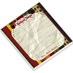 teacher gift memo pad - Small Memo Pads