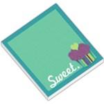 Sweet Cupcake Memo - Small Memo Pads