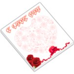 i love you - Small Memo Pads
