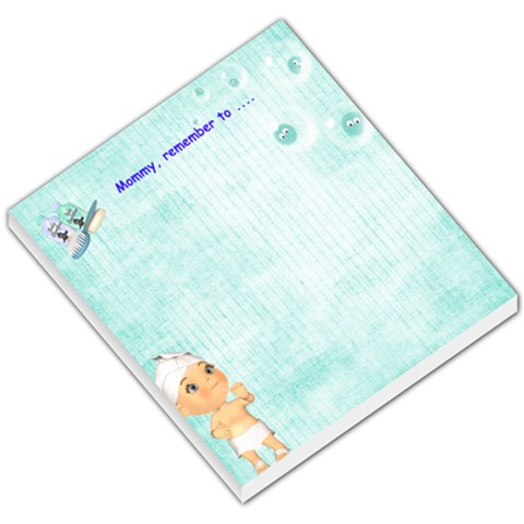 Mommy Remember To By Snackpackgu   Small Memo Pads   X83i9bfyqyqx   Www Artscow Com