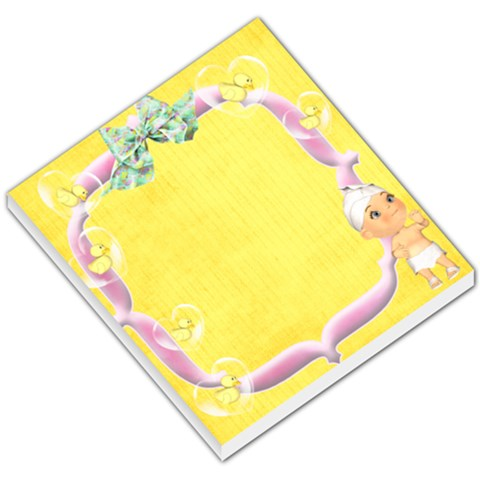 Little Duckies By Snackpackgu   Small Memo Pads   N3zgv6xyllp9   Www Artscow Com