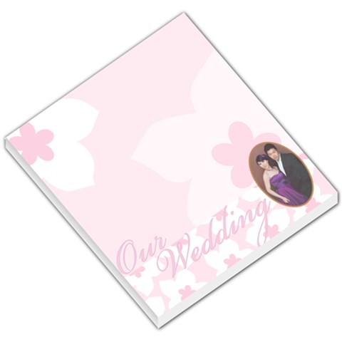 Memo Pad By Patty Chen   Small Memo Pads   Kelgmoiswua4   Www Artscow Com