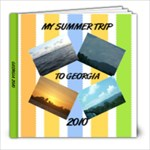 Georgia Trip - 8x8 Photo Book (39 pages)
