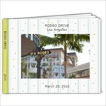 rodeo drive - 9x7 Photo Book (20 pages)