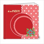 6x6_08_Flower Faith_Free Kit & Templates - 6x6 Photo Book (20 pages)