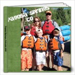 Colorado-thompson - 12x12 Photo Book (60 pages)