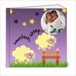 Counting sheep 6x6 - 6x6 Photo Book (20 pages)