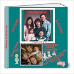 grandkiddos - 8x8 Photo Book (20 pages)