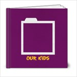 Template 1 6x6 - 6x6 Photo Book (20 pages)