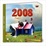 2008 - Parte 1 - 8x8 Photo Book (30 pages)