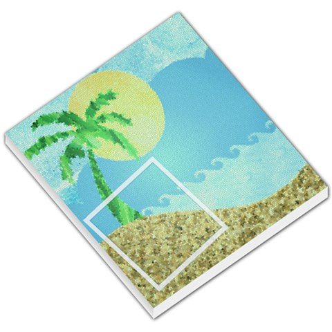 Summer Fun Memo Pad By Catvinnat   Small Memo Pads   M8i014auq322   Www Artscow Com