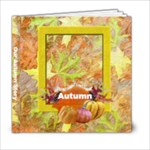 Autumn 6x6 photobook - 6x6 Photo Book (20 pages)