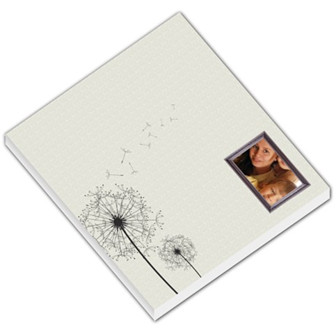 Flowermemo By Wood Johnson   Small Memo Pads   Zpyey6vvvl92   Www Artscow Com