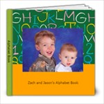 abc book - 8x8 Photo Book (39 pages)