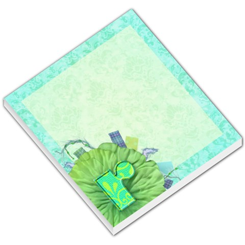 Turquoise R Monogram Memo By Klh   Small Memo Pads   3s5f8qq9mxv2   Www Artscow Com