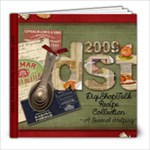 DST Scrapbook Cookbook 1 - 8x8 Photo Book (39 pages)