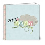 mybaby - 6x6 Photo Book (20 pages)