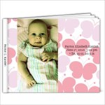 payton 2 month - 9x7 Photo Book (20 pages)