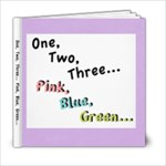 Lizzie 6x6 book - 6x6 Photo Book (20 pages)