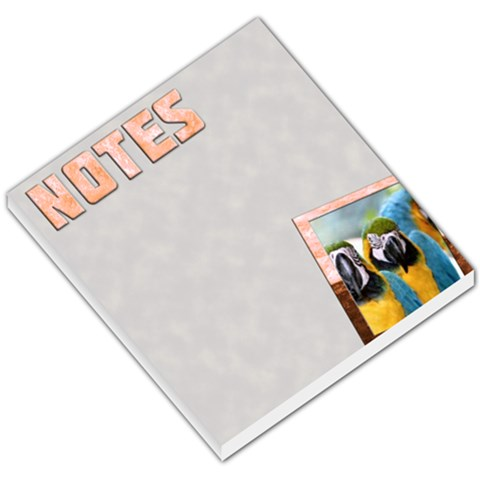 Notes Orange   Memopad By Carmensita   Small Memo Pads   Pubmn9mo3da4   Www Artscow Com