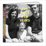 the first few years - 8x8 Photo Book (20 pages)