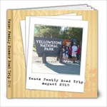 yellowstone - 8x8 Photo Book (20 pages)