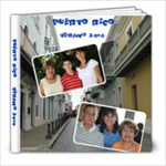 puerto Rico - 8x8 Photo Book (20 pages)