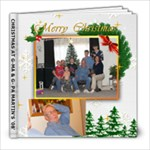 X-MAS O8 - 8x8 Photo Book (20 pages)