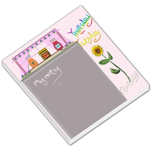 Notes By Lydia   Small Memo Pads   S0zhl13c6cdx   Www Artscow Com