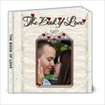 6x6 BOOK OF LOVE PHOTO BOOK - 6x6 Photo Book (20 pages)
