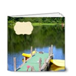 summer fun - 4x4 Deluxe Photo Book (20 pages)