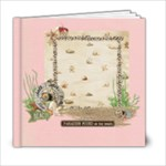 Beach Vacation Photo Book - 6x6 Photo Book (20 pages)