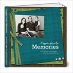 November-February 2009-2010 - 8x8 Photo Book (20 pages)