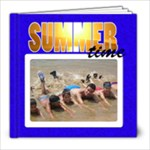 SUMMER TIME 8x8 - 8x8 Photo Book (20 pages)