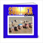 SUMMER TIME 6x6 - 6x6 Photo Book (20 pages)