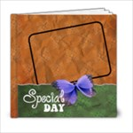 special day 6x6 - 6x6 Photo Book (20 pages)