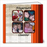 Stagecoach Cousins - 8x8 Photo Book (20 pages)