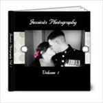 Simple Photography Book - 6x6 Photo Book (20 pages)
