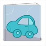 cars - 6x6 Photo Book (20 pages)