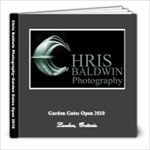 Chris Baldwin GGO photos - 8x8 Photo Book (39 pages)